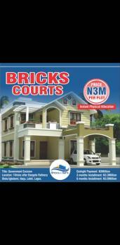 Dry Estate Land, Otolu Igbolomi, Ibeju Lekki, Lagos, Residential Land for Sale
