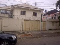 Twin Duplex Of 5 Bedroom Duplexes, Zone 4, Wuse, Abuja, 5 Bedroom Detached Duplex For Sale