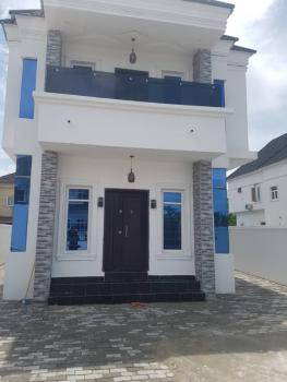Luxury 4 Bedroom Home with Bq and Gate-house, After Northwest Filling Station, Ilaje, Ajah, Lagos, Detached Duplex for Sale