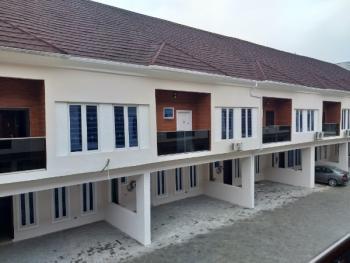 New 4 Bedrooms Terrace Serviced Duplex, Lekki, Lagos, Terraced Duplex for Rent