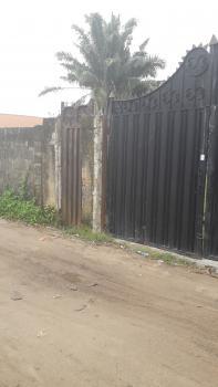 Fenced Plot of Dry Land, Ogombo, Ajah, Lagos, Residential Land for Sale