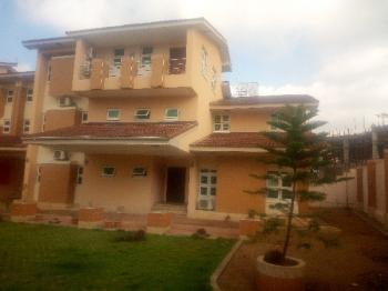 Luxury 6-bedroom Detached Duplex, Lagos State Governors Lodge, Asokoro District, Abuja, Detached Duplex for Rent