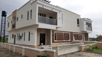 Brand New and Well Located 4 Bedroom Semi-detached, Buena Vista Estate, Lafiaji, Lekki, Lagos, Semi-detached Duplex for Sale
