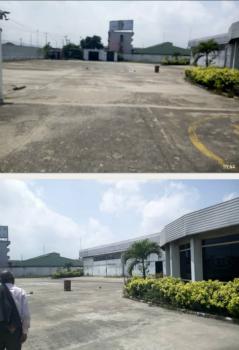 Industrial Warehouse on 5 Acres of Land, Along Apapa-oshodi Expess Way, Oshodi, Lagos, Warehouse for Sale