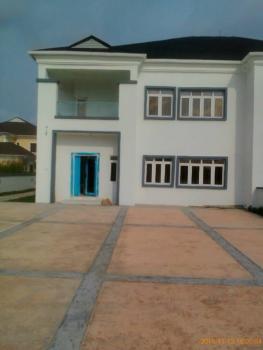Six (6) Bedroom Fully Detached House with 2 Room Bq, Royal Garden Estate, Ajah, Lagos, Detached Duplex for Sale