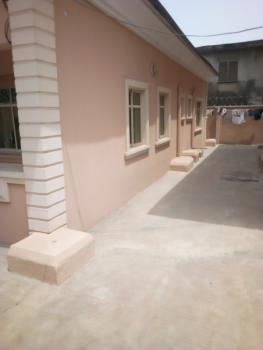 Brand New 3 Bedroom Flat Bungalow Sharing Compound, Fagba, Agege, Lagos, Detached Bungalow for Rent