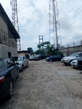 Two Large Warehouse with Two Numbers of Office Duplex, Ikosi Road, Oregun, Ikeja, Lagos, Warehouse for Sale