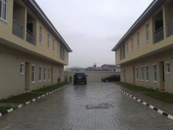 3 Bedroom Duplex with a Bq, Gateview Court, Just Before Igbo Efon Roundabout, Igbo Efon, Lekki, Lagos, Terraced Duplex for Rent
