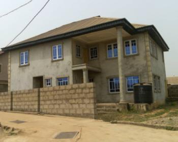 Brand New 4 Bedroom Duplex+room Self Bq, Off Lambe Road, Akute, Ifo, Ogun, Detached Duplex for Sale