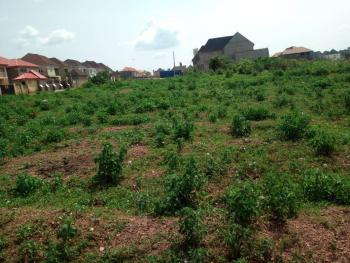 Estate Plot Measuring 1600sqm with Fcda Building Approval for Terrace Duplexes, Estate in Life Camp, Gwarinpa, Abuja, Residential Land for Sale