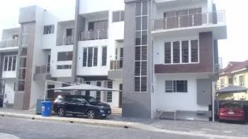 Tastefully Finished 4 Bedroom Semi Detached Duplex, Osapa, Lekki, Lagos, Semi-detached Duplex for Rent