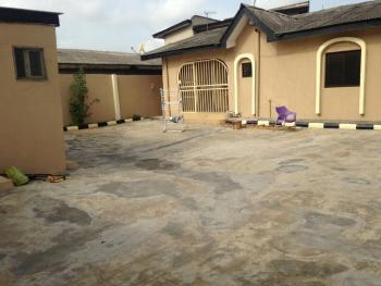 Well Maintained 3 Bedroom Bungalow Plus a Mini Flat at The Front on a Full Standard Plot, Unique Estate, Baruwa Ipaja, Ipaja, Lagos, Detached Bungalow for Sale