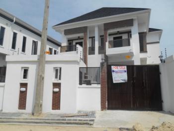 Newly Built 4 Bedroom Semi Detached Duplex, Ikota Villa Estate, Lekki, Lagos, Semi-detached Duplex for Sale