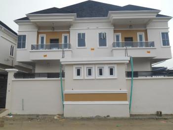 Well Built 4 Bedroom Semi Detached Duplex, Chevron Area, Close to, Chevy View Estate, Lekki, Lagos, Semi-detached Duplex for Sale