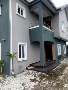 4 Bedroom Duplex with a Room Bq, Awoyaya, Ibeju Lekki, Lagos, Flat for Rent