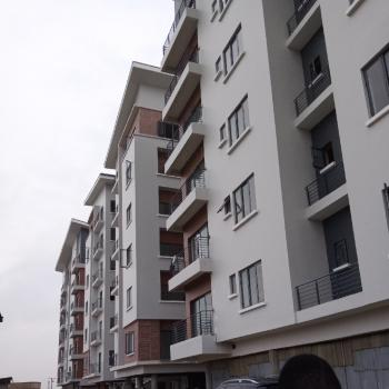 Newly Built Specious 56 Units of 3 Bedroom Serviced Apartment with a Room Bq, Ikate Elegushi, Lekki, Lagos, Flat for Sale