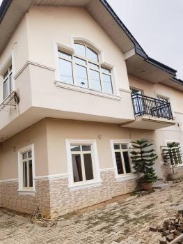 Nicely Built 4 Bedroom Duplex with a Room Bq, Magodo Phase 1, Gra, Magodo, Lagos, Detached Duplex for Rent