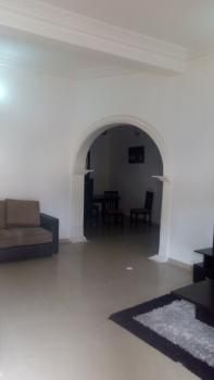 Well Finished Serviced 2 Bedroom Flat, Off Ibb Way, Maitama District, Abuja, Flat for Rent