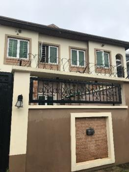 Nice and Lovely Duplex, Adeniyi Jones, Ikeja, Lagos, Semi-detached Duplex for Rent
