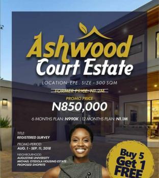 Ashwood Court, Epe, Lagos, Mixed-use Land for Sale