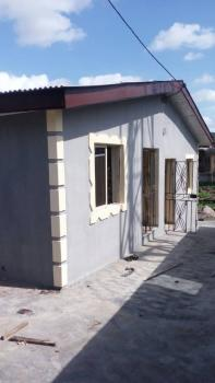 Well  Improved Min Flat with Just 3 People, Dalemo, Before Toll Gate Ogun, Sango Ota, Ogun, Mini Flat for Rent