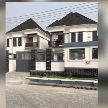 Wonderfully Finished 5 Bedroom Fully Detached Duplex with a Room Bq, Osapa, Lekki, Lagos, Detached Duplex for Sale
