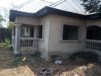 3 Bedrooms Uncompleted Bungalow, Federal  Housing, Within Saint Leo Catholic Church, Trans Ekulu, Enugu, Enugu, Detached Bungalow for Sale