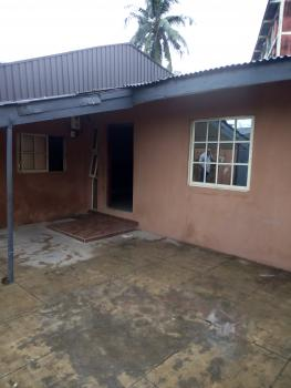 Good 2 Bedroom Flat Bungalow Alone in Compound, Pilots Crescent, Bode Thomas, Surulere, Lagos, Flat for Rent