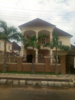 4 Bedroom Fully Detached House + 2 Rooms Bq, Apo, Abuja, Detached Duplex for Sale