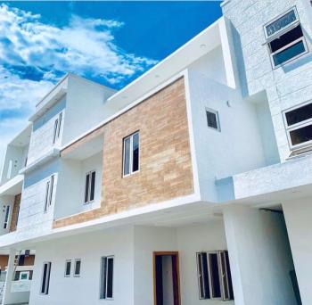 Spacious and Well-finished 3 Bedroom Terraced Duplex with a Bq, Lekki Phase 1, Lekki, Lagos, Terraced Duplex for Sale