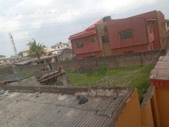 a  Plot of Land with 4 Shops in a Very Decent Area, Command, Ipaja, Lagos, Land for Sale