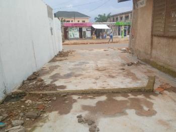 an Half Plot of Land on a Tarred Road, Aboru, Close to Agbelekale Ekoro Rd, Abule Egba, Agege, Lagos, Land for Sale