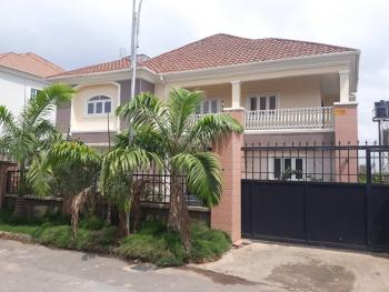 5 Bedrooms Fully Detached Duplex with a Room Bq in a Mini Estate, Games Village, Kaura, Abuja, Detached Duplex for Rent
