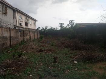 Good Location of 2 Plot of Land Together Fenced Gate, Genesis Estate, Aboru, Ipaja, Lagos, Land for Sale