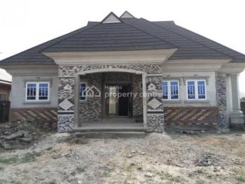 Well Located and Superbly Finished 4 Bedroom Detached Bungalow Built on One and a Half Plots of Land, Rumuesara, Eneka, Port Harcourt, Rivers, Detached Bungalow for Sale
