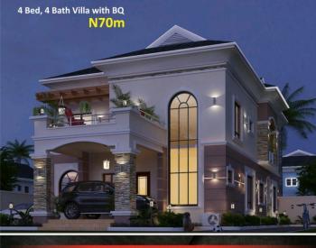 Luxury 4 Bedroom Duplex with Bq, Amen Estate, Lekki Express Way, Eleko, Ibeju Lekki, Lagos, Detached Duplex for Sale