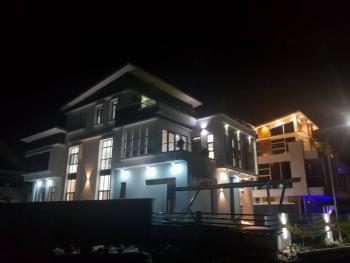Luxury Five Bedroom Fully Detached House, Pinnock Beach Estate, Osapa, Lekki, Lagos, Detached Duplex for Sale