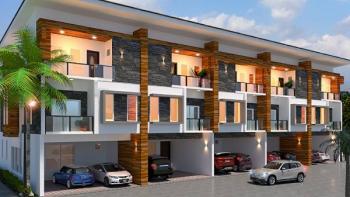 4 Bedroom Terrace with Bq, Freedom Way, Lekki Phase 1, Lekki, Lagos, Terraced Duplex for Sale