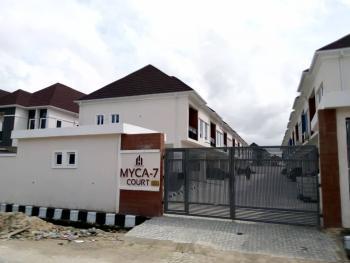 Luxury 4 Bedroom Semi Detached Duplex, Chevron, Lekki Phase 2, Lekki, Lagos, House for Rent