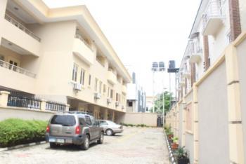 4 Bedroom Terrace and 1 Bq, Oniru, Victoria Island (vi), Lagos, Terraced Duplex for Rent