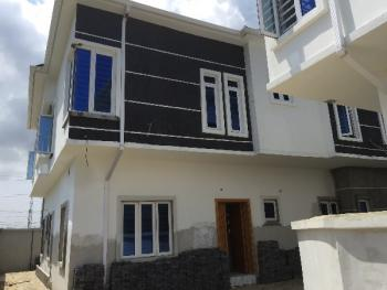 Wonderfully Built 4 Bedroom Duplex Without 1 Room Bq, Ologolo, Lekki, Lagos, Detached Duplex for Sale