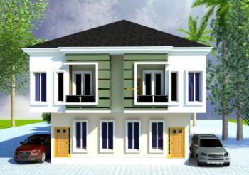 Discounted 4 Bedroom Luxury Duplex, Ologolo, Lekki, Lagos, Semi-detached Duplex for Sale