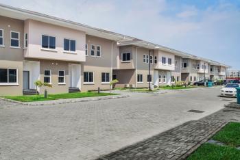Serviced 24hrs 3 Bedroom with Bq Terrace House, Ikate Elegushi, Lekki, Lagos, Terraced Duplex for Sale