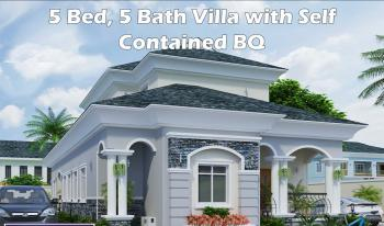 3 Bedroom Detached Duplex with Self Contained Bq, Amen Estate, Eleko, Ibeju Lekki, Lagos, Detached Duplex for Sale