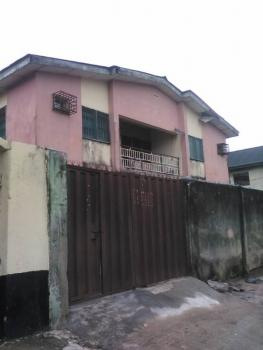 Hsf0000011 - One Story Building Property for Sale in Iba, Ojo Lagos, Iba, Ojo, Lagos, Block of Flats for Sale