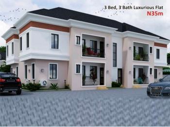3 Bedroom Luxurious Flat, Amen Estate Phase 2, Eleko, Ibeju Lekki, Lagos, Block of Flats for Sale
