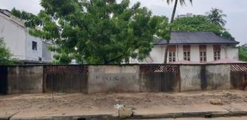 Plot Measuring 1,250 Square Meters with Lagos State Title, on Club Road - Off Glover Road, Old Ikoyi, Ikoyi, Lagos, Residential Land for Sale
