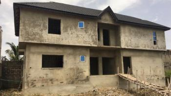 Uncompleted 2 Nos 3 Bed Flats, Igbo Efon, Lekki, Lagos, Block of Flats for Sale