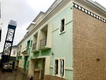 Penthouse 3 Bedroom Flat, Osapa, Lekki, Lagos, Terraced Duplex for Rent