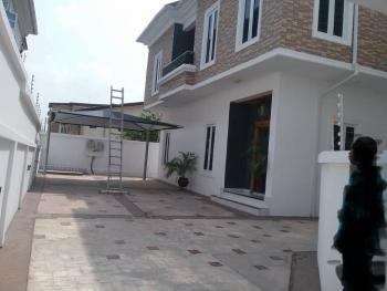 Elegant and Sophisticated 5 Bedroom Fully Detached Duplex with a Room Bq, Osapa, Lekki, Lagos, Detached Duplex for Sale